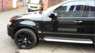 BMW X5 4.4 V8 WOLVERHAMPTON
