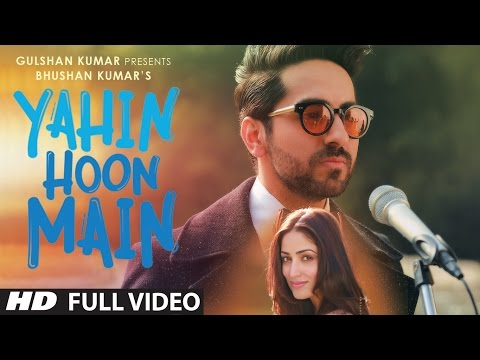 Yahin Hoon Main Songs mp3 download and Lyrics