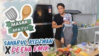 Masak Apa Tu? (2018) - Saharul Ridzwan x Deena Emir | Episod 9