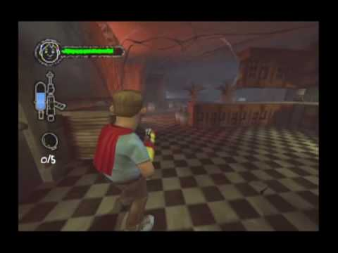 monster house gamecube walkthrough