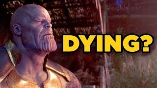 Video Avengers Infinity War - IS THANOS DYING? (Stormbreaker Wound Explained!) MP3, 3GP, MP4, WEBM, AVI, FLV Desember 2018