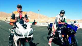 1. 2012 Yamaha YZF-R1 vs. 2011 Aprilia RSV4 R APRC