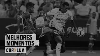 Confira os melhores momentos de Corinthians e Luverdense pela Copa do Brasil 2017.