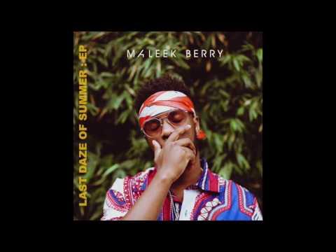 Maleek Berry - Flexin (Audio)