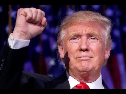Инаугурация Дональда Трампа 45-го президента США. Полное видео - DomaVideo.Ru