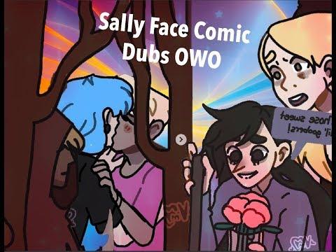 Mini Comic Dubs (Ft. Glitch Edits) || Sally Face Comic Dubs || For Verymerrymart