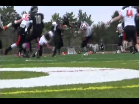 2014 - Berg vs. Wilmington Highlights