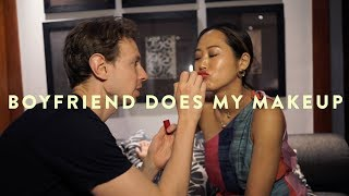 Video My Boyfriend Does My Makeup | Aimee Song MP3, 3GP, MP4, WEBM, AVI, FLV Juni 2018