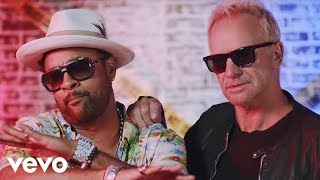 Sting & Shaggy - Gotta Get Back My Baby (Official Music Video)