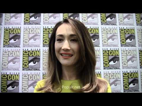 Nikita 2011 Comic Con Interviews Part 1