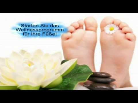 Fußmassagegerät Testsieger zur Reflexzonenmassage