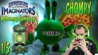 Was geht Freunde und Willkommen zum Chompy Samstag. Heute gibt es den ganzen Tag Skylanders Imaginators Chompy Action. :) #ChompySamstag #ChompyCreationDay K...