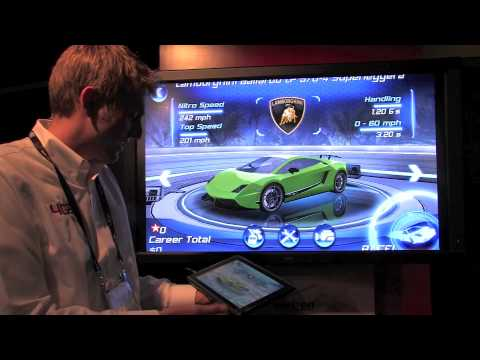 Verizon 4G LTE Acer Tablet at CES 2011 – Droid Nerds
