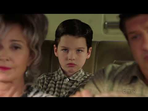 Getting back from the Nasa Trip - Young Sheldon S01E06