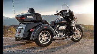 9. 2018 Harley-Davidson Tri Glide Ultra