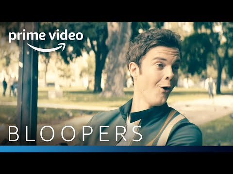 The Boys - Season 2 Bloopers | Prime Video