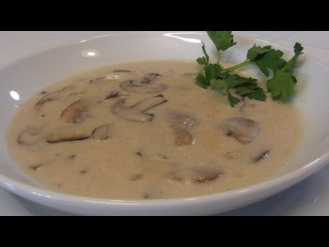 Quick and Easy Cream of Mushroom Soup — Lynn's Recipes