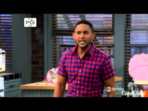 Baby Daddy Funny Moments 35