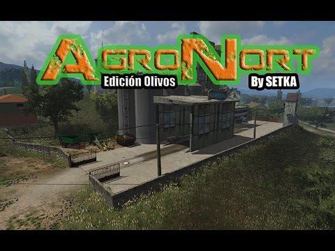 AgroNort Edicion Olivos v1.0 MR