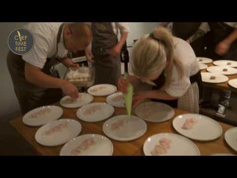 Letní Chef Time Fest – Ako chutí Slovensko