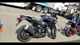 7. HadesOmega Rides the 2018 Suzuki V-STROM 1000XT