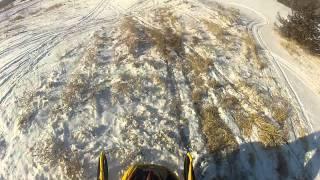 9. Ski-Doo MXZ 600HO SDI