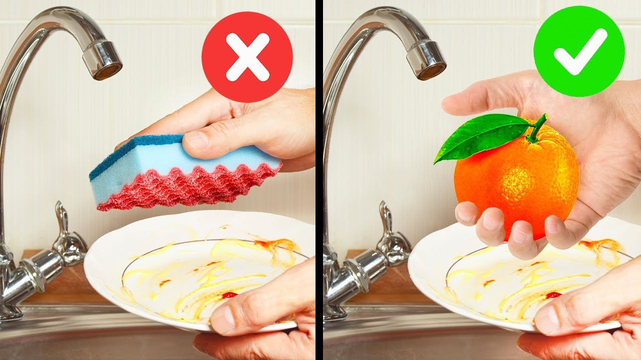 28 USEFUL LIFE HACKS EVERYONE MUST KNOW || Cleaning Tips, Recycle Ideas And Tricks - YouTube