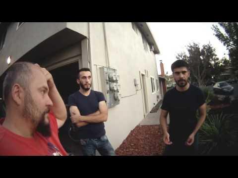 Сакраменто или Нью Йорк выбор ребят из Грузии) - DomaVideo.Ru