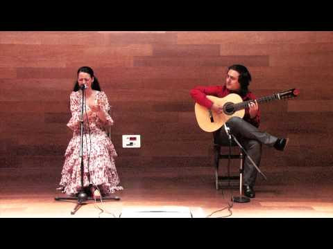 Soleá por Bulerías - Pilar Diaz Romero & Tiberiu Gogoanta