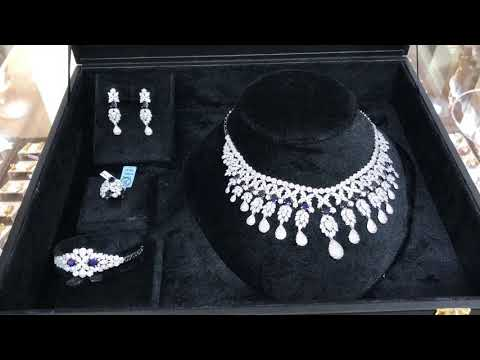 jewellery.white gold jewellery sets dubai sharjah gold Souq Uae