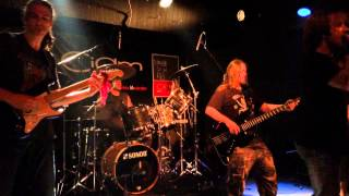 Iron of the Beast - The Trooper Live CIAM Bordeaux (Iron Maiden tribute)