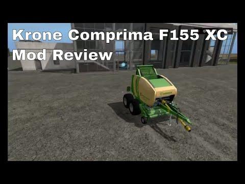 Krone Comprima F155 XC v1.0.0.0