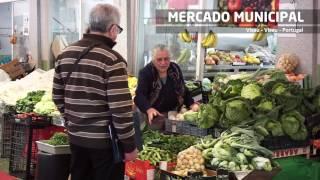 Viseu Portugal  City new picture : Mercado Municipal de Viseu - Viseu - Portugal