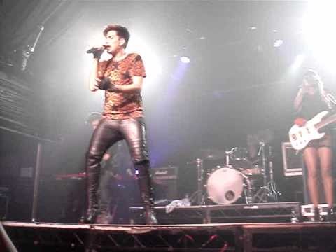 Video ADAM LAMBERT @ HEAVEN (LONDON) - NEVER CLOSE OUR EYES (6 OF 6) - AWESOME download in MP3, 3GP, MP4, WEBM, AVI, FLV January 2017
