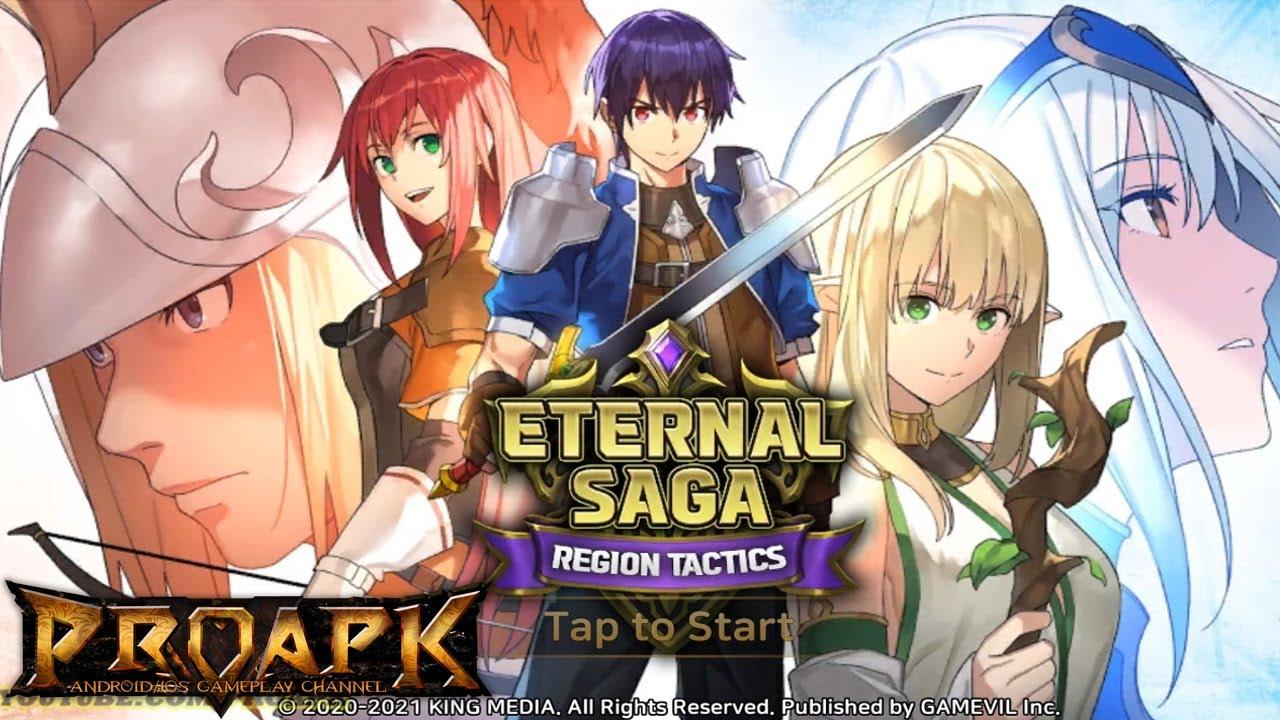Eternal Saga : Region Tactics