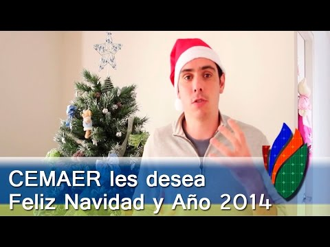 [Video] Felices Fiestas y Año 2014