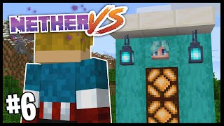IS IT ALL OVER!?.. •   Nether Vs   Minecraft 1.16 Nether Challenge   #6