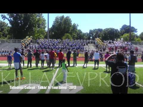 Jim Hill High School - Rich as F$$k & Talladega College - Talkin' In Your Sleep - 2013