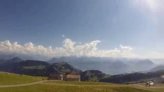 スイス発  リギ・クルム山頂よりも高い場所!【スイス情報.com】