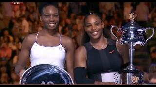 Nonton Australian Open 2017 Women S  Final   The Williams War   Serena Williams Vs Venus Williams Film Subtitle Indonesia Streaming Movie Download