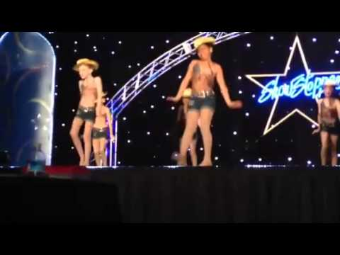 Sofia Tap number – The Vibe Dance Company – SHOWSTOPPERS 2014 Competition