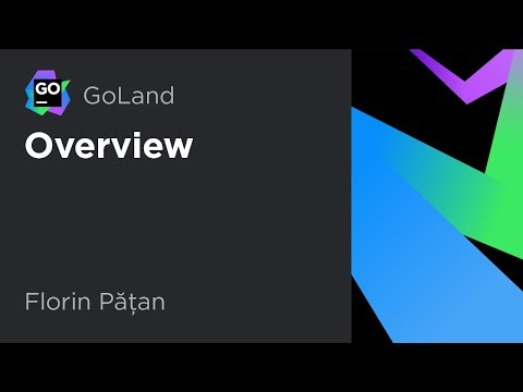 GoLand Overview