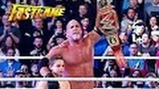 Nonton WWE Fastlane 2017 Goldberg vs Kevin Owens Full Show Fastlane 5 March 2017 Film Subtitle Indonesia Streaming Movie Download