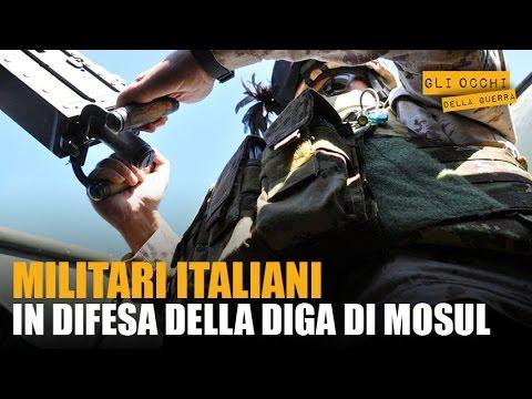 """Con Gli Occhi della Guerra: """"In missione con i militari italiani"""""""