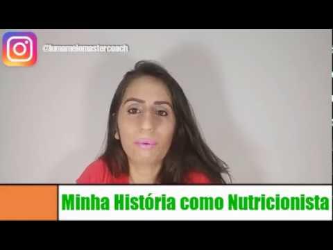 Minha história como Nutricionista