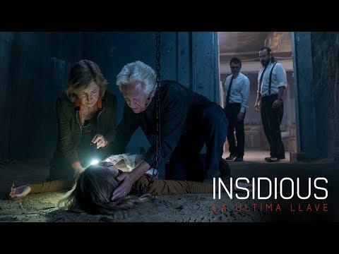 Insidious: La Última Llave - Conoce el terror?>