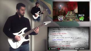 Video ALL GUITAR HERO 2 SONGS ON A REAL GUITAR MP3, 3GP, MP4, WEBM, AVI, FLV Desember 2017
