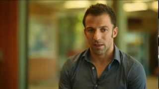 Interview mit Alessandro Del Piero