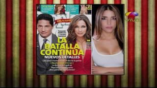 Rumores de supuesto romance entre Fernando Rincón y Dalisa Alegría