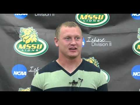 Ryon Phillips Press Conference Week 2